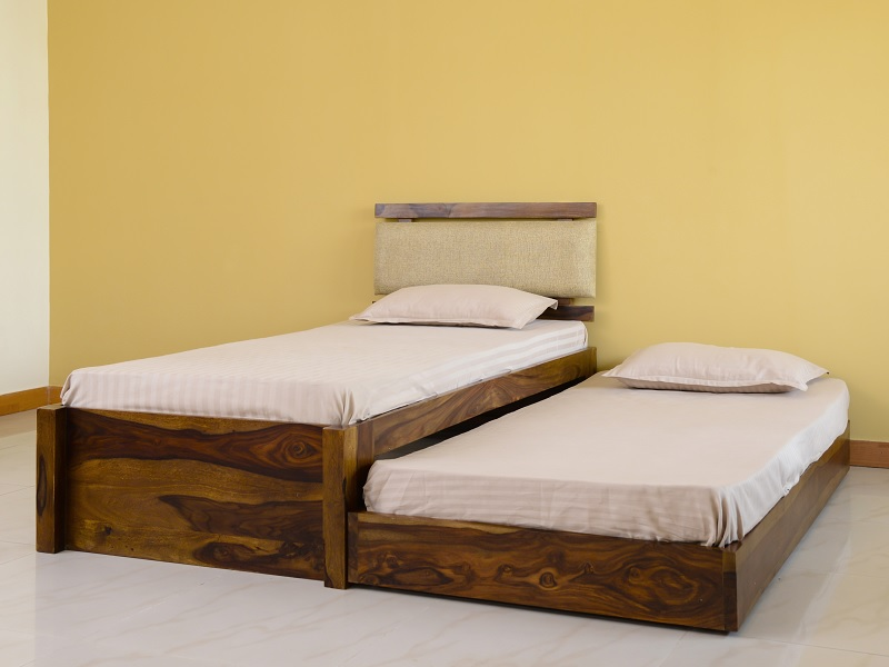 Belle Single Bed with Underbed