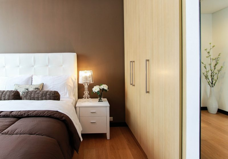 Reposition The Bed, Wardrobe, And Tables To See What Feels Great. A  Cluttered Bedroom Feels Unwelcoming And May Interfere With Your Sleep.  Rearranging ...