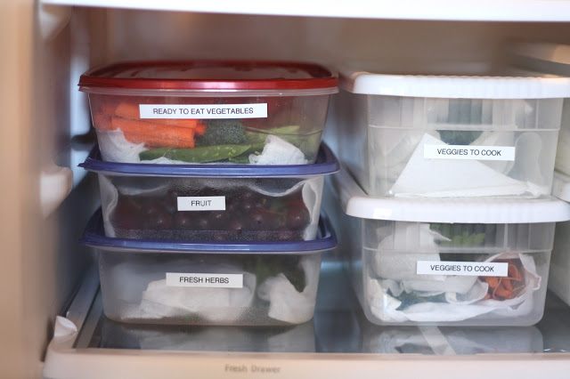 5 Simple Steps to Organize Your Refrigerator Effectively