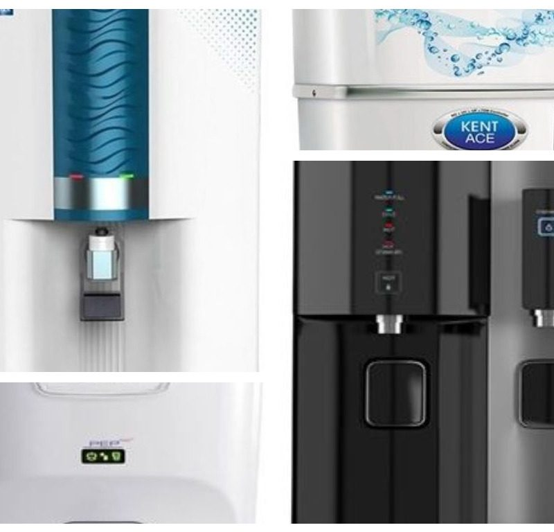 water purifier on rent