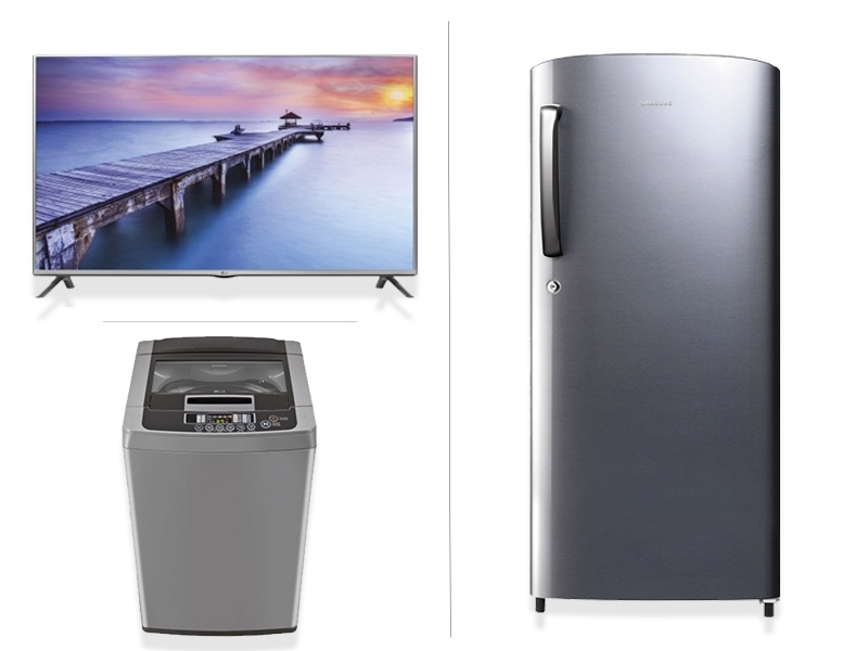 Electronic Home Appliances on Rent in Bangalore