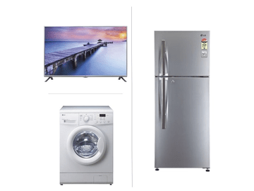Appliance Super Deluxe Trio
