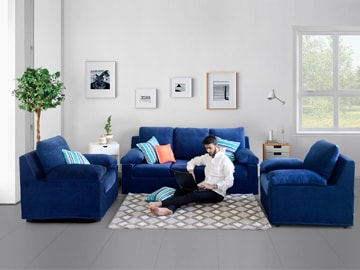 Rent living room furniture in bangalore delhi ncr pune and mumbai Home furniture on rent bangalore