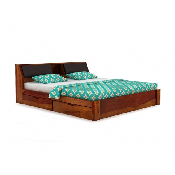 Vesta King Size Bed with Storage